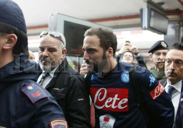 """Martino: """"Higuain può battere tutti i record contro Torino e Frosinone, deve pensare in grande"""""""