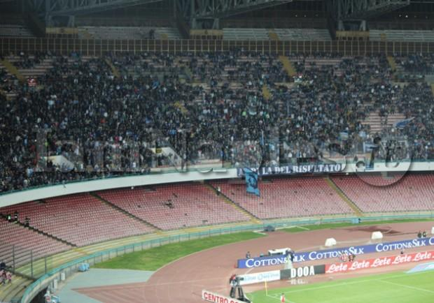 VIDEO IAMNAPLES.IT – La squadra esulta con la Curva B cantando 'Un giorno all'improvviso'