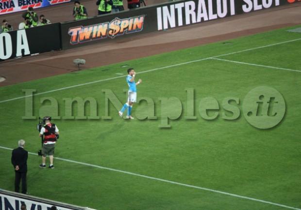 VIDEO – Napoli-Bologna 5-0: hattrick e pokerissimo firmato Mertens