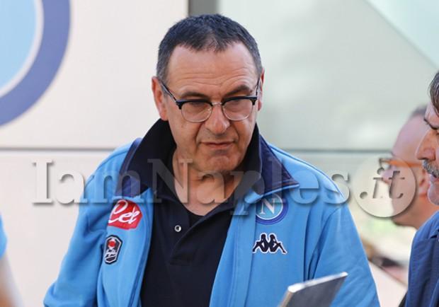 """Tina: """"Sarri si affiderà ai titolarissimi nella gara con l'Atalanta"""""""