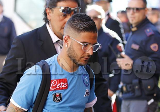 Insigne si candida a diventare bandiera azzurra sulle tracce di Totti