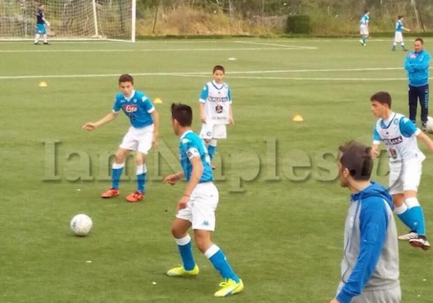 Giovanissimi Regionali Fascia B, sconfitta in trasferta per gli azzurrini contro l'Agrese