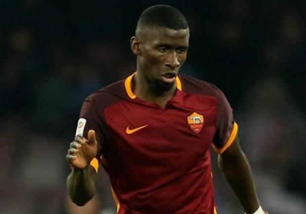 """Roma, l'auspicio di Rudiger: """"Con due punti dal Napoli a tre gare dalla fine, speriamo in passi falsi degli azzurri"""""""