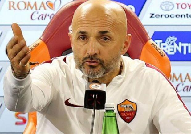"""Spalletti: """"La Juventus vincerà il campionato, nelle prossime due gare occorre blindare il secondo posto. Dzeko è a disposizione"""""""