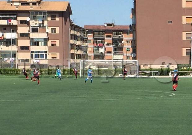 RILEGGI IL LIVE – Under 15, Cosenza-Napoli 3-3 (13'pt, 16'st Tavella, 25'pt Greco – 24'pt Labriola, 27'pt Mariani, 3'st Giliberti): azzurrini imbattuti e primi!