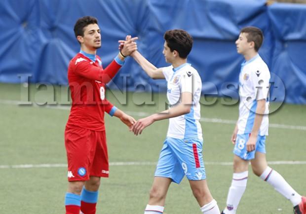 Under 15, Napoli-Catania 3-0: le pagelle di IamNaples.it