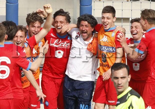 Under 17 A e B, girone C: Napoli secondo, ecco la classifica finale