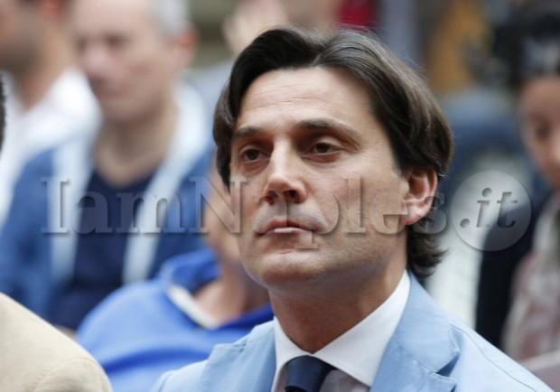 """Montella: """"Dobbiamo avere rabbia per vincere le partite sporche. Conti? Dispiace, ma ci sono Abate e Calabria"""""""