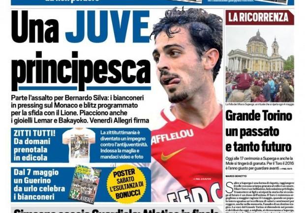 """FOTO – Tuttosport provoca Sarri: """"Il Leicester ha lo stesso fatturato del Napoli"""""""