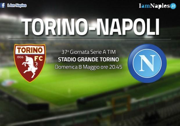 RILEGGI IL LIVE – Torino-Napoli 1-2. Primo tempo sontuoso, ripresa di sofferenza ma Roma ancora a distanza