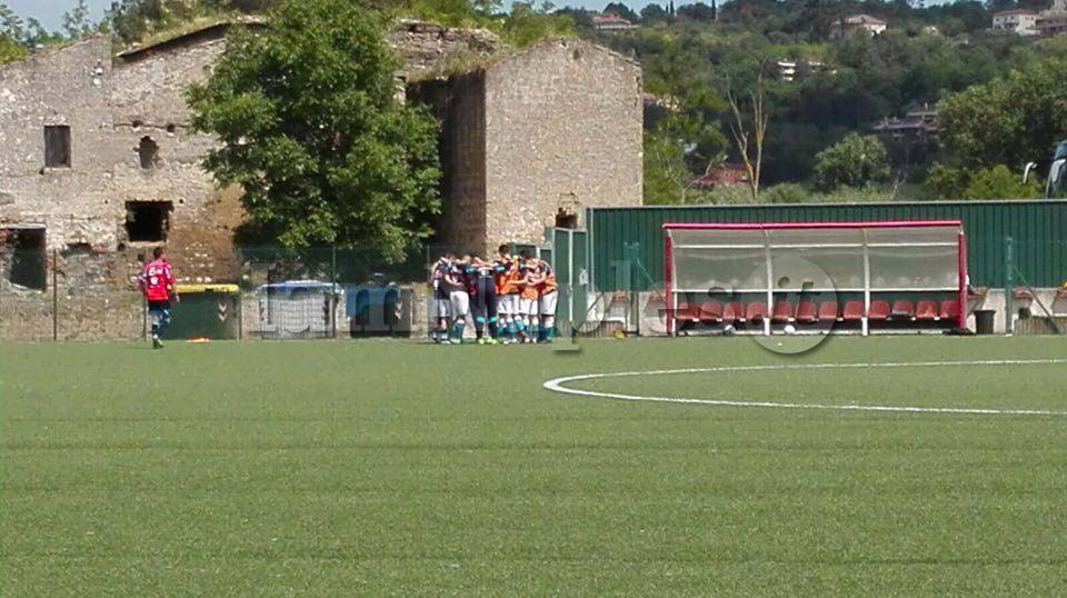 Benevento Napoli Under 15 Pre partita