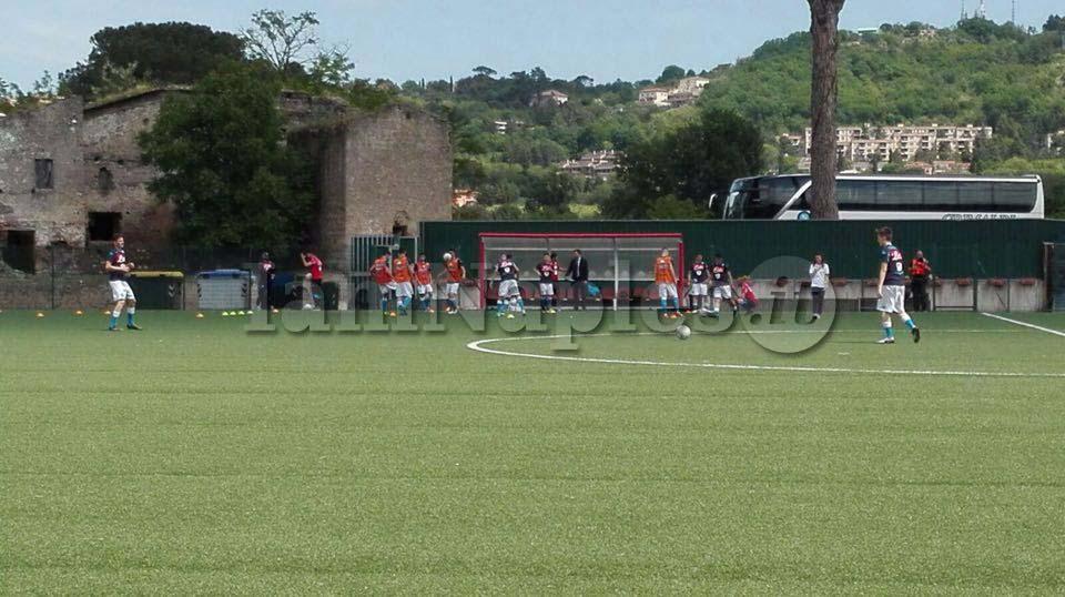 Benevento Napoli Under 15