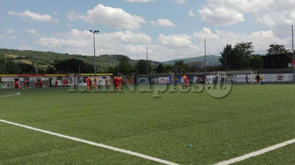 Benevento Napoli Under 15(2)