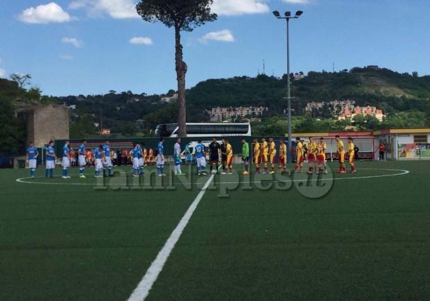 RILEGGI IL LIVE – Under 15: Benevento-Napoli 0-6 (2′ aut. Gargiulo, 17′, 3's.t., 29's.t. Esposito D., 20′, 36′ Labriola)