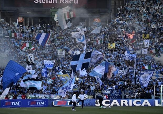 Giudice Sportivo: ammenda di 10mila euro alla Lazio per i cori di denigrazione territoriale dei propri tifosi