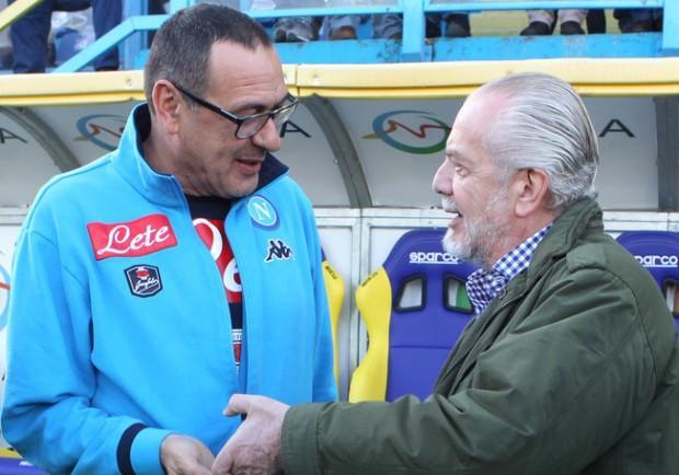 """L'intermediario Morabito: """"De Laurentiis si terrà stretto Sarri. Dopo la Juve c'è il Napoli, sul mercato…"""""""