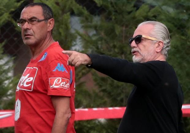 Repubblica – Sarri ha optato per il turnover a Palermo, per la gioia di De Laurentiis