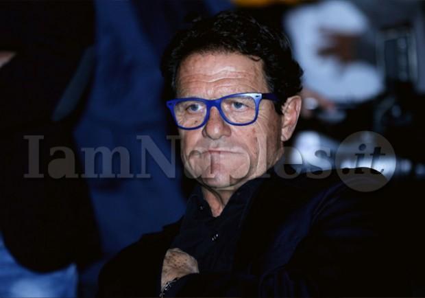 """Capello, che elogi per Sarri: """"Il Napoli riesce sempre ad imporre il proprio gioco"""""""