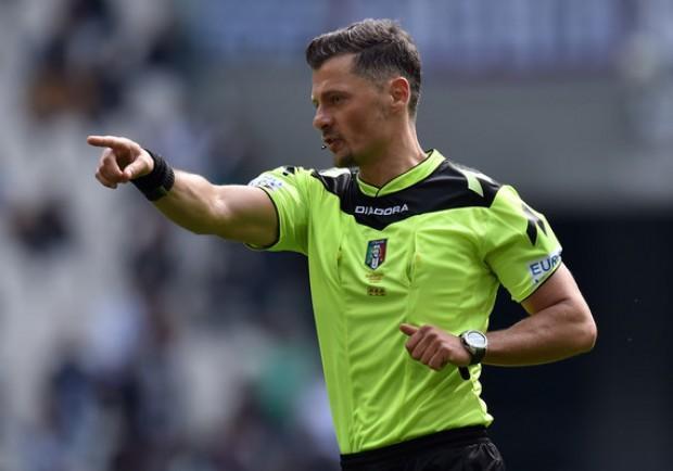 Coppa Italia, Napoli-Atalanta: le designazioni arbitrali. Partita affidata a Giacomelli