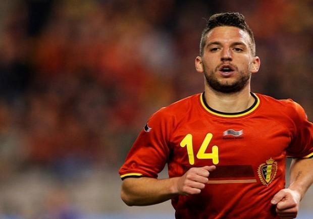 Belgio-Messico 3-3, tante reti e spettacolo a Bruxelles. Mertens in campo 45′