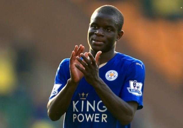 Leicester, comincia l'assalto ai gioielli: lo United mette sul piatto 48 milioni per Kanté