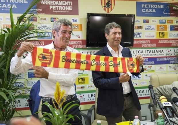 """Benevento, il Presidente Pallotta: """"Sono un tifoso del Napoli, vorrei collaborare con il club azzurro"""""""