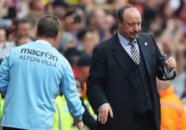 L'ex tecnico azzurro Benitez è tra i dieci allenatori più pagati al mondo