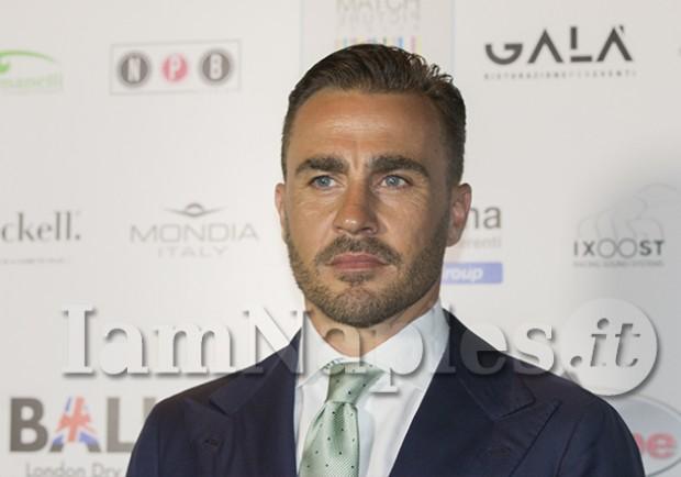 """Cannavaro: """"Juve favorita per lo scudetto, Napoli senza cazzimma"""""""