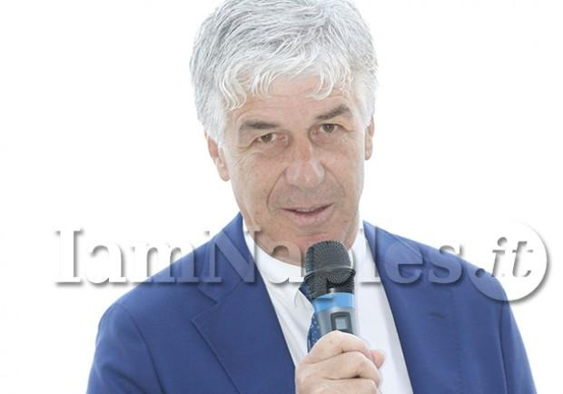 """Atalanta, Gasperini: """"Abbiamo meritato la qualificazione ai quarti di finale. La gara col Napoli sarà molto difficile"""""""