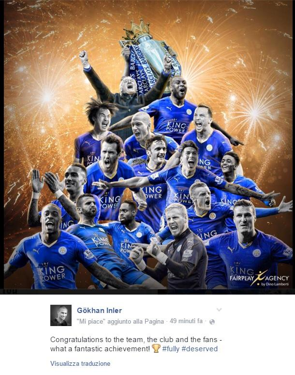 inerl leicester campione