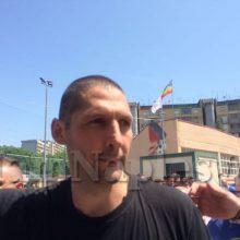 """Materazzi: """"Schweinsteiger? Non mi dovete toccare l'Italia"""""""