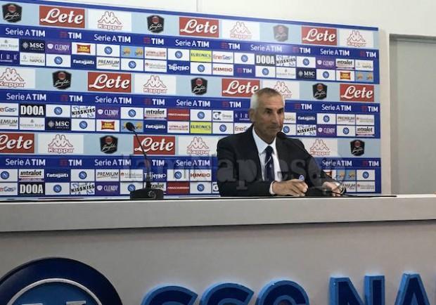 """Reja: """"Secondo posto? 70% al Napoli. Su Grassi vi dico che…"""""""