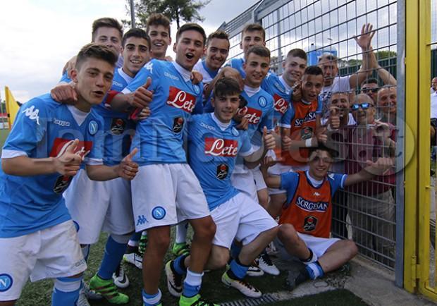 PHOTOGALLERY – Under 15, Benevento-Napoli 0-6: ecco gli scatti di IamNaples.it!