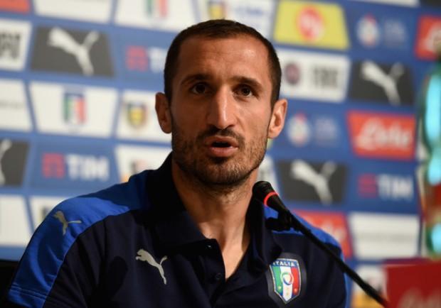 """Chiellini: """"L'Italia ripartirà da me? Non lo so, di sicuro dai classe '90"""""""