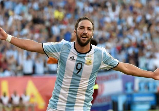 Argentina, i convocati: riecco Higuaìn. Dentro anche Biglia, Dybala e Banega tra gli 'italiani'