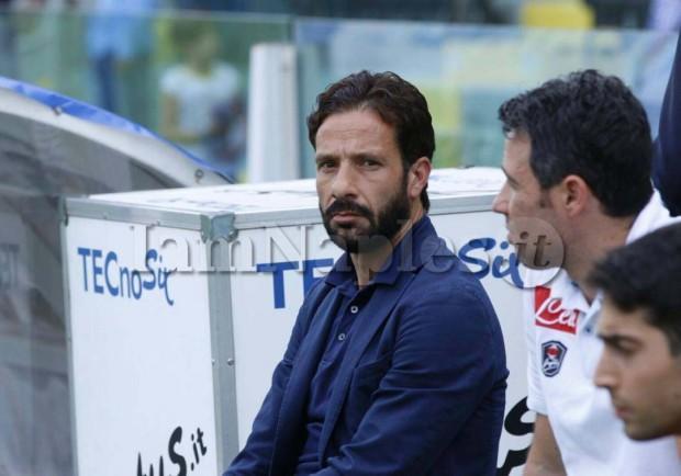 """Gianluca Grava: """"Difficile vedere i ragazzi andare a giocare in realtà che ci infangano. Maiello e Tutino, che soddisfazione"""""""