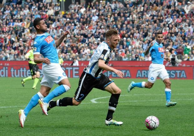 """Udinese, Widmer: """"Con il Napoli dobbiamo voltare pagina, servirà aggressività per limitare il loro palleggio"""""""