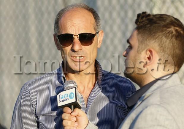 """Il doppio ex Volpecina: """"Palermo-Napoli? Tecnicamente non c'è gara. Gabbiadini? Non è una prima punta, su Milik…"""""""