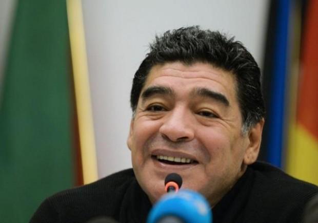 Maradona, c'è il si al Papa per la partita della pace a Roma