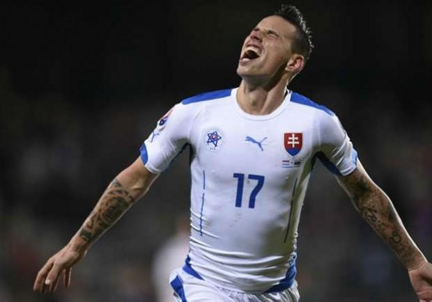 """Slovacchia ancora sconfitta, l'amarezza di Hamsik: """"Siamo delusi, dovremo fare qualcosa in più contro la Svezia"""""""