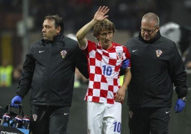 Russia 2018 – Ottavi di Finale: Croazia-Danimarca, ecco le formazioni ufficiali del match