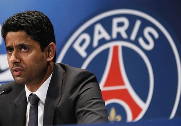 PSG, problemi per Al Khelafi: accusato di corruzione