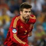 Spagna, ansia per Piquè in vista dell'esordio con il Portogallo