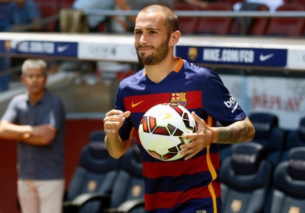 Obiettivi Napoli – Atletico Madrid e Siviglia su Aleix Vidal
