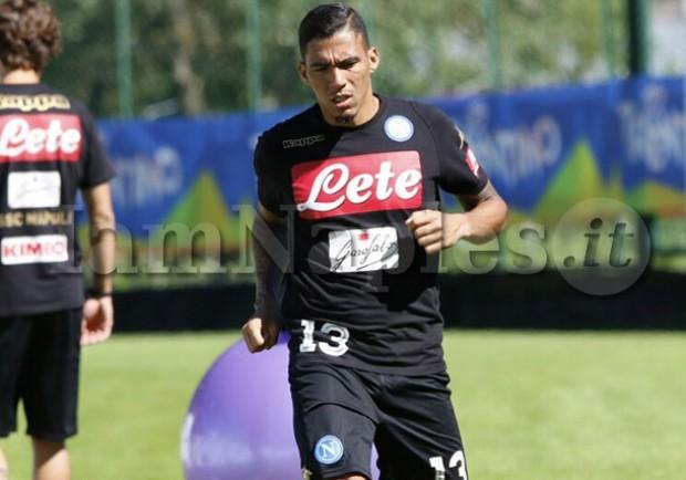 """Allan: """"La Champions è il sogno di tutti i calciatori. Il Napoli è una grande famiglia"""""""
