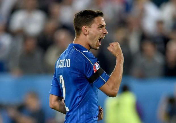 Juventus, De Sciglio out un mese