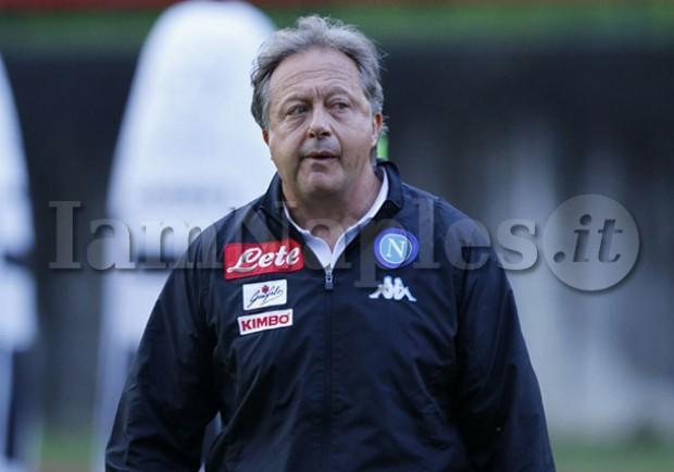 """Napoli, De Nicola: """"Ghoulam dovrà recuperare con calma. Meret e Ruiz? Tutto ok"""""""