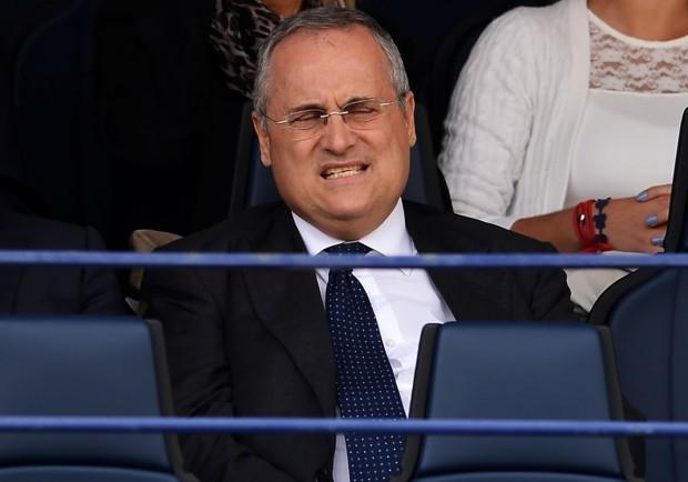 Sportmediaset – Clamoroso Lazio, si pensa al ritiro del campionato