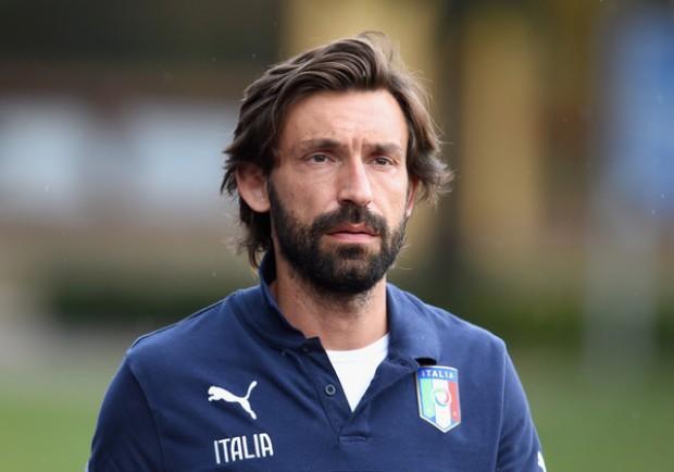 """Andrea Pirlo: """"Napoli, squadra da puro divertimento. Ma lo scudetto lo vincerà la Juve"""""""