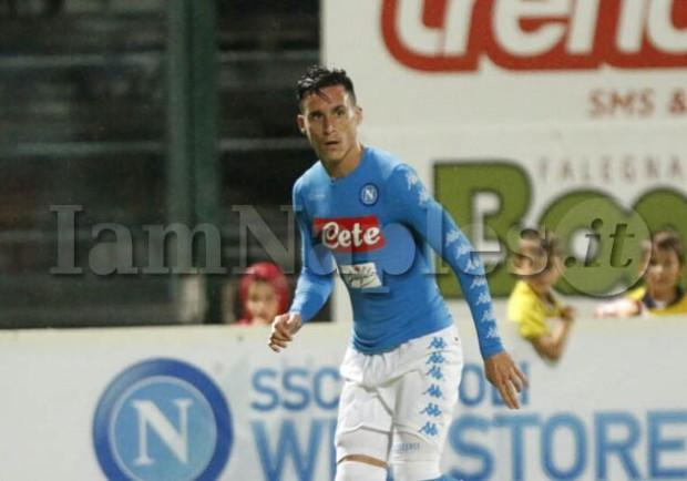 """Callejon sfida l'Italia: """"Cercare di batterla sul campo della Juve sarà ancora più speciale"""""""